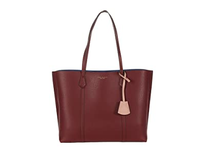 Tory Burch Perry Triple-Compartment Tote (Tinto) Tote Handbags
