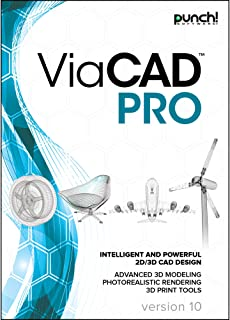 Punch! ViaCAD Pro v10 for Mac [Download]