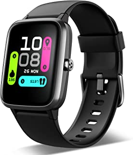 FKANT Smart Watch Fitness Tracker Sport Watch with Heart Rate Sleep Monitor 50 meters Waterproof Pedometer Calorie Counter...