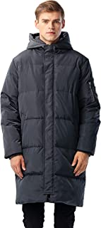 Men's Thickened Down Jacket Winter Warm Down Coat
