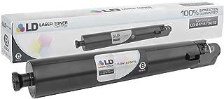 LD Compatible Toner Cartridge Replacement for Ricoh Savin Lanier 841679 & 841751 (Black)