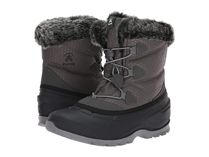 Kamik  MomentumLo (Charcoal) Womens Cold Weather Boots
