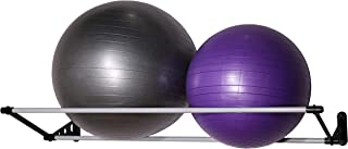 "Vita Vibe Wall Storage Rack for Exercise/Yoga/Stability Balls - for Storing Ball Sizes 25cm to 95cm (10"" to 36"")"
