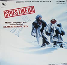 Spies Like Us Soundtrack