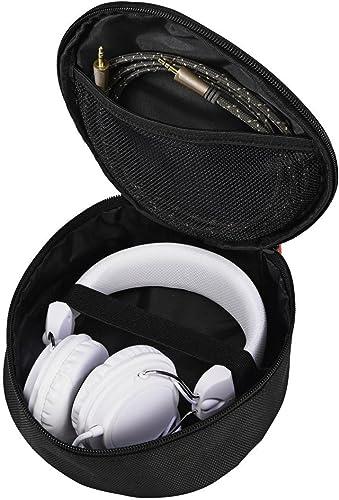 Hama Pochette pour casque supra-aural ou circum-aural Housse de protection/écouteurs universelle (poche intérieure en...