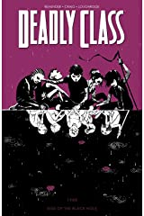 Deadly Class Vol. 2: Kids of the Black Hole Kindle Edition