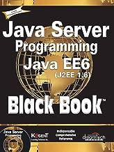 Java Server Programming Java EE 6 (J2EE 1.6), Black Book