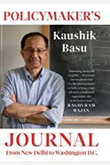 Policymaker's Journal: From New Delhi to Washington D.C. (English Edition) Format Kindle