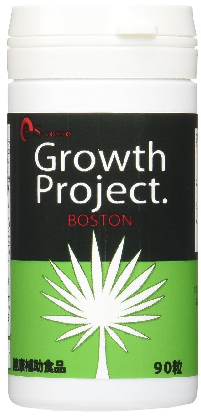 船形リゾートはっきりしないGrowth Project. (グロースプロジェクト) ヘアケアサプリメント BOSTON 90粒