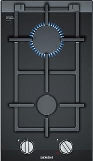 Siemens ER3a6bd70intégré Noir cuisson au gaz
