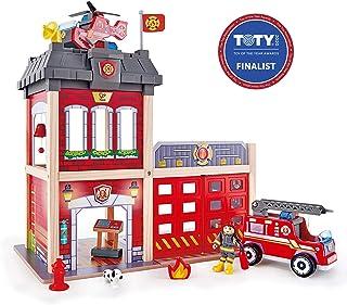 Hape E3023 Fire Station Playset