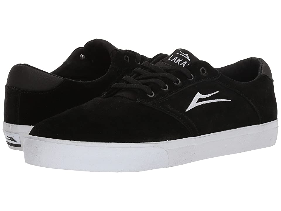 Lakai Porter (Black Suede 1) Men