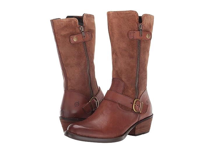 Born  Walker (Brown) Womens  Boots