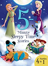 5-Minute Sleepy Time Stories: 4 Stories in 1 (5-Minute Stories)