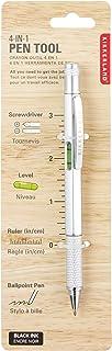 ابزار قلم 4-در-1 Kikkerland (4342)
