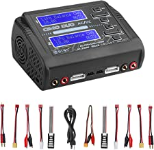 LiPo Charger Discharger Dual AC150W DC240W 10A C240 1-6S Duo Balance Battery Chargers for..