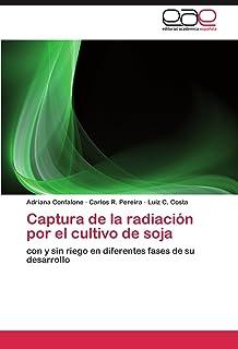 Captura de la radiación por el cultivo de soja: con y sin riego en diferentes