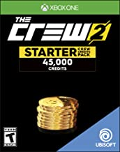 The Crew® 2 Starter Credits Pack (45,000) - Xbox One [Digital Code]