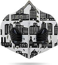 SHHome Sagrada FamiliaBarcelona,Reusable Dust Cover with Filte for Women Men