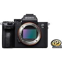 Sony Alpha a7 III Mirrorless Digital Camera Body (Black)
