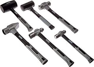 Titan Tools 63136 6Piece Hammer Set