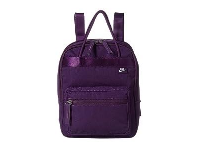 Nike Tanjun Mini Backpack (Grand Purple/Stellar Indigo/White) Backpack Bags