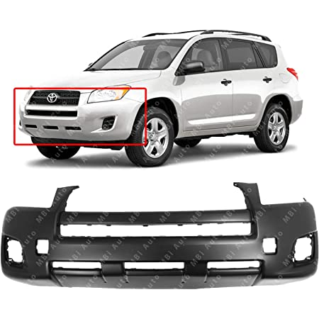 Front Fender Compatible with 2009-2012 Toyota RAV4 North America Built Passenger Side