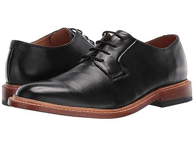 Bostonian No16 Soft Lace (Black Leather) Men