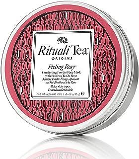 RitualiTea Feeling Rosy Comforting Powder Face Mask with Rooibos Tea & Rose