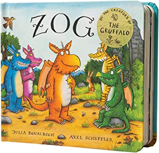 Zog Gift Edition Board Book