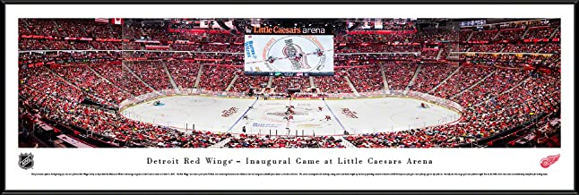 red wings game at little caesars arena