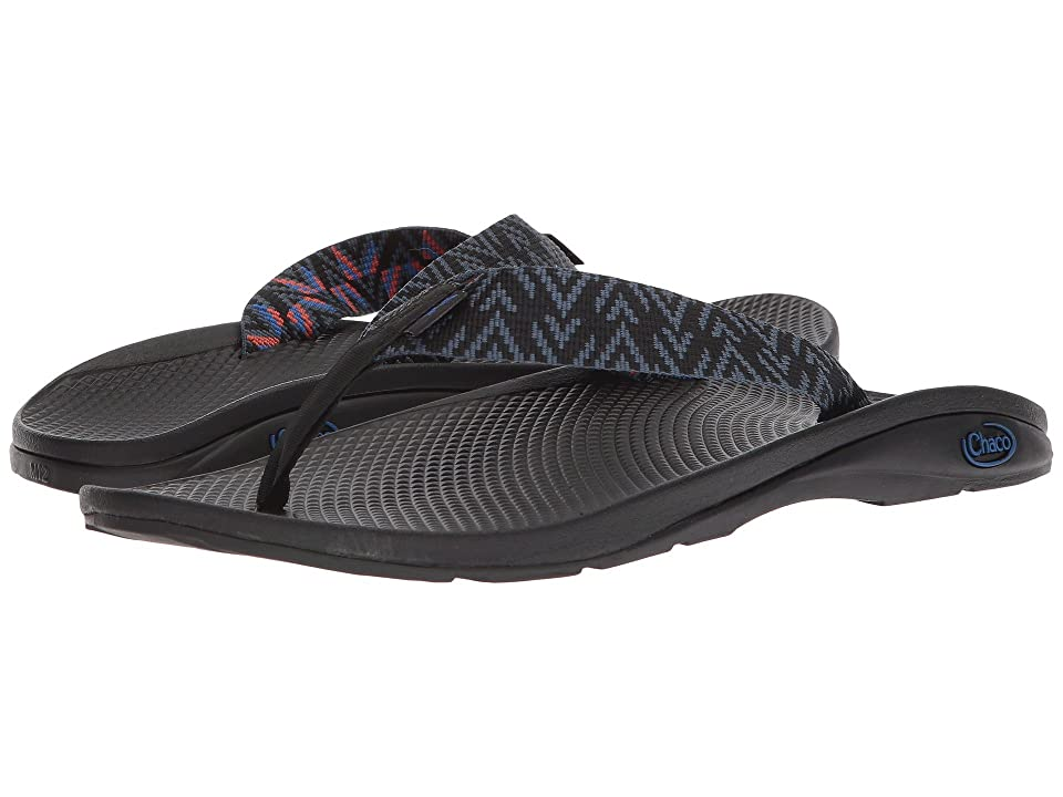 Chaco Flip EcoTreadtm (Shiver Navy) Men