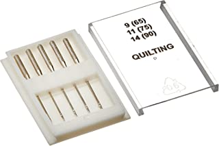Dritz Machine Quilting Needles Size 9/11/14
