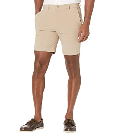 Vineyard Vines 8 Performance Breaker Shorts (Khaki) Men