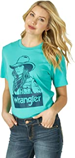 Wrangler Women's Short Sleeve Graphic T-Shirt