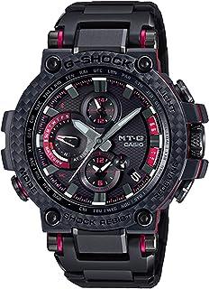 G-Shock - Casio G-Shock Men's MTGB1000XBD-1 Analog Watch Black/Red