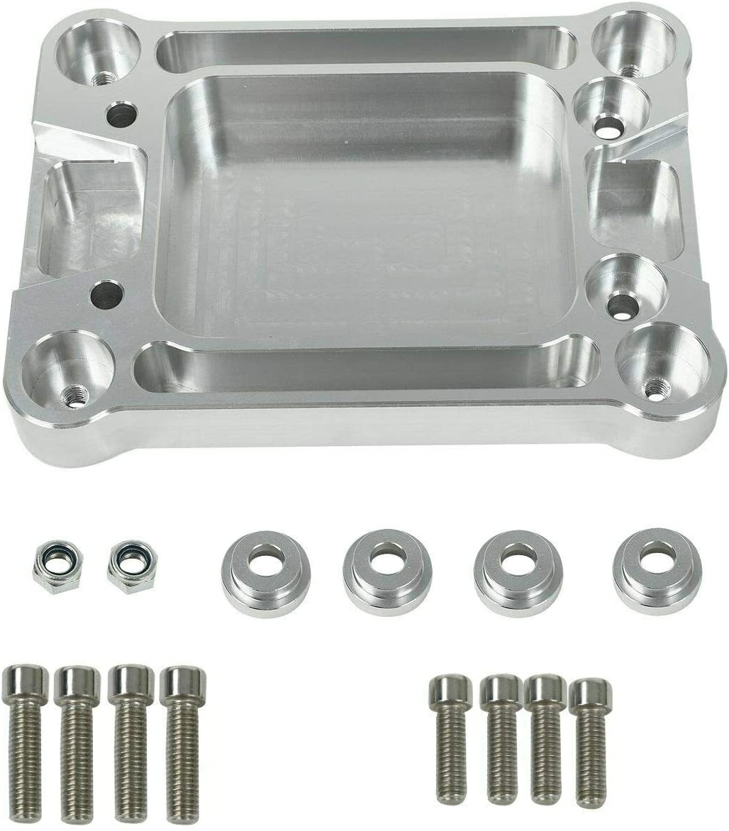 Billet Shifter Base Ranking National products TOP14 Plate Compatible Civic K2 Integra RSX with