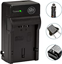 BM Premium CGA-S006, CGA-S006E Battery Charger for Panasonic Lumix DMC-FZ7, DMC-FZ8, DMC-FZ18, DMC-FZ28, DMC-FZ30, DMC-FZ35, DMC-FZ38, DMC-FZ50 Digital Camera
