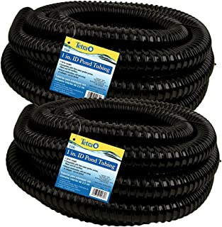 TetraPond Pond Tubing, 1-Inch by 20-Feet (2-Pack)