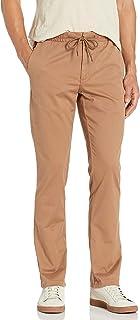 Goodthreads Amazon Brand Men's Slim-Fit Washed Chino Drawstring Pant