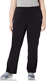 Amazon Essentials Women's Plus Size Performance Mid-Rise Bootcut Legging