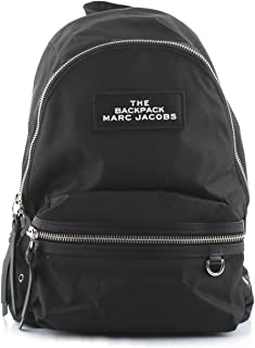 Luxury Fashion | Marc Jacobs Womens M0015414001 Black Backpack | Fall Winter 19