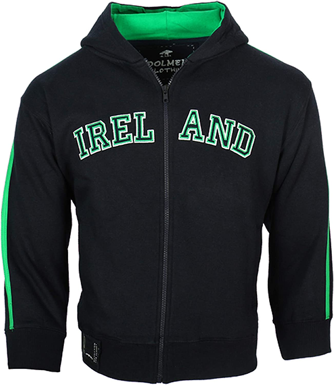 Malham Luxury goods USA Kids Ireland Limited price sale Zip Retro Sweatshirt Hooded