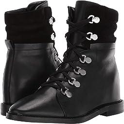Black Calf/Suede