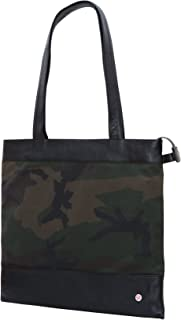 Token Bags Waxed Graham Tote Bag, Camouflage/Black, One Size