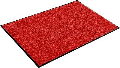 Door Mat Red, red, 40x60 cm