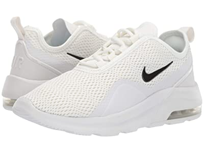 Nike Air Max Motion 2 (Sail/Black/Platinum Tint/Aluminum) Women