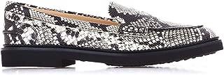 Tod's Luxury Fashion Womens XXW76B0BP10THYC005 White Loafers | Fall Winter 19