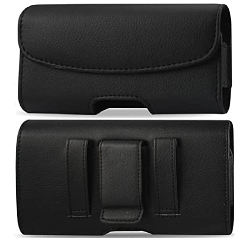best cheap 89809 a93e8 Leather Belt Cases for the Samsung Galaxy S5: Amazon.com