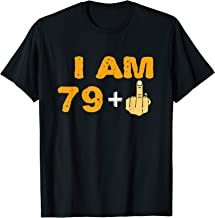 80th Birthday Gift Ideas For Men Women 80 Years Old T-Shirt T-Shirt